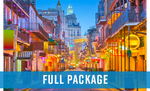 2020 Big Easy Takeover - Non-Flight Package