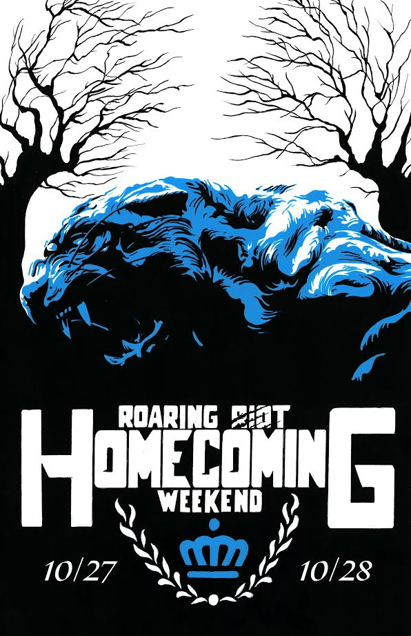 Homecoming 2018 Poster