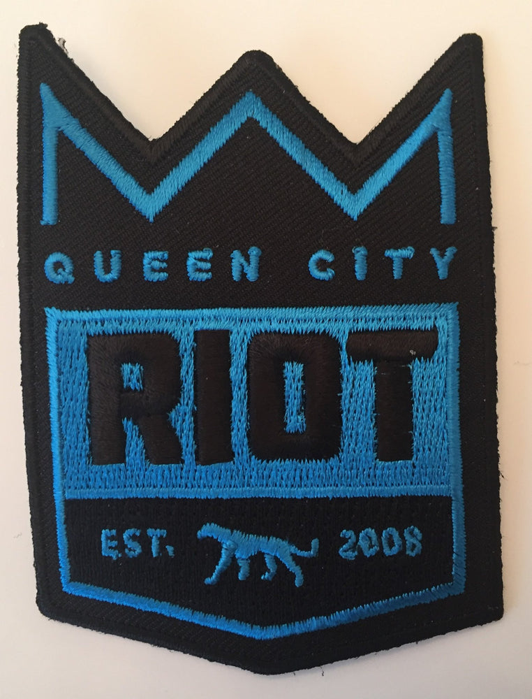 Queen City Riot Jersey Patch