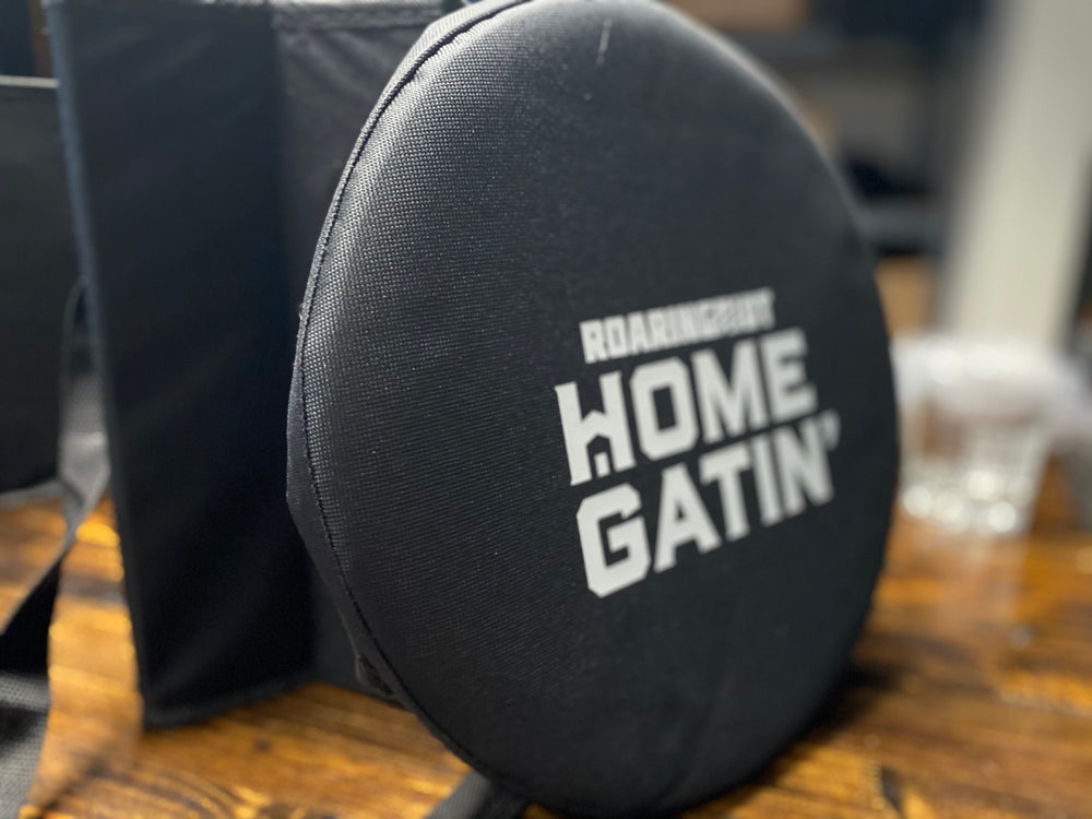 Homegatin' Pop Up Cooler Seat