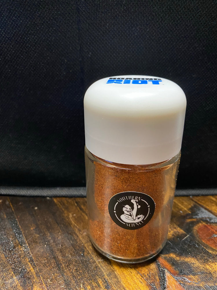 Roaring Riot & Southern Science Spice Rub