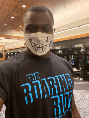 Efe Obada Smile Mask