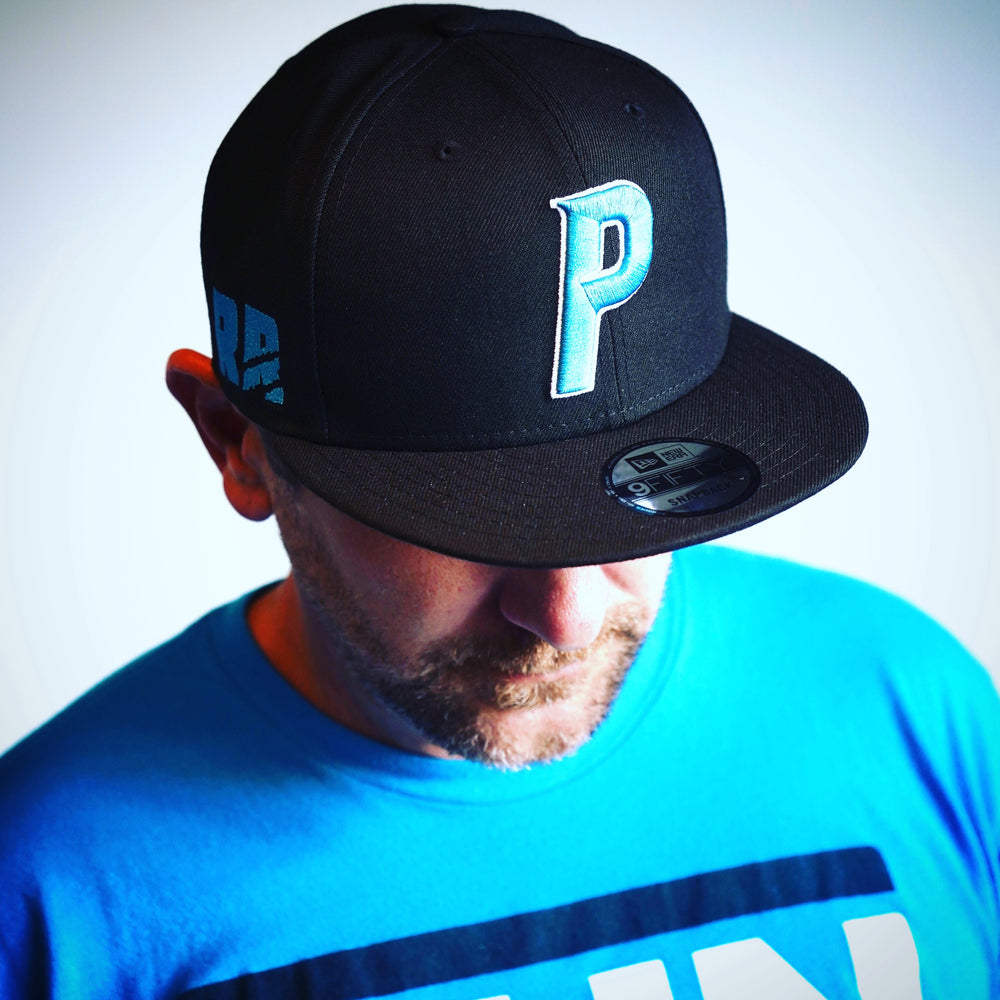 Roaring Riot P Hat - Snapback - NEW ERA 9FIFTY