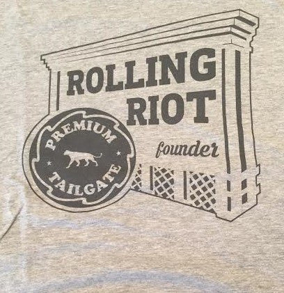 "The ""Rolling Riot"" Founders Shirt"
