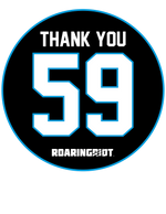 Thank You 59 Sticker