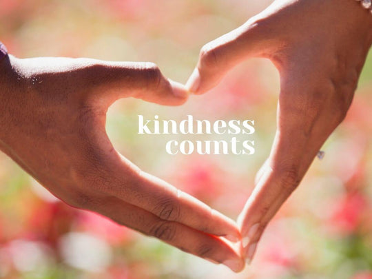 Kindness Counts in Large (and Small) Amounts | ACDC Co
