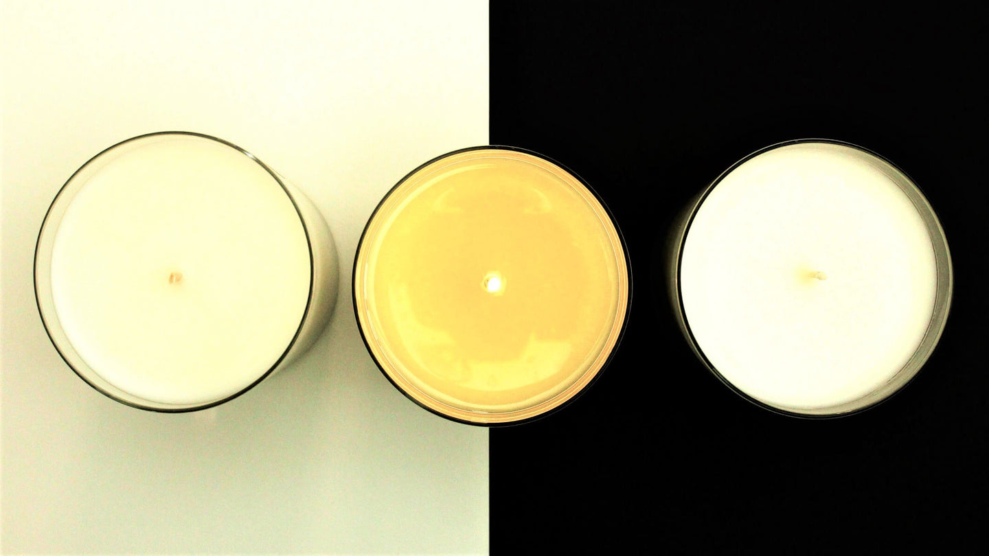 Scented Soy Candles | A C D C