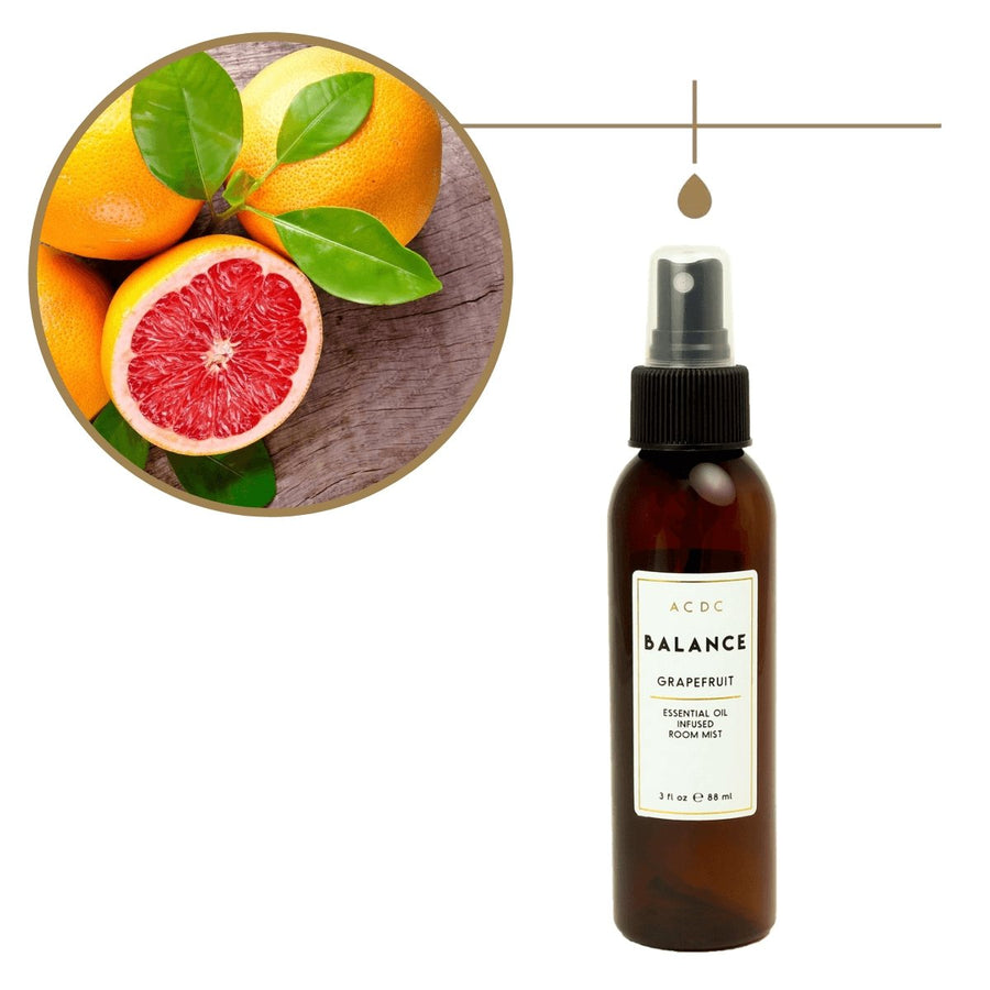 Balance Grapefruit Essential Oil Room Mist - ACDC Co