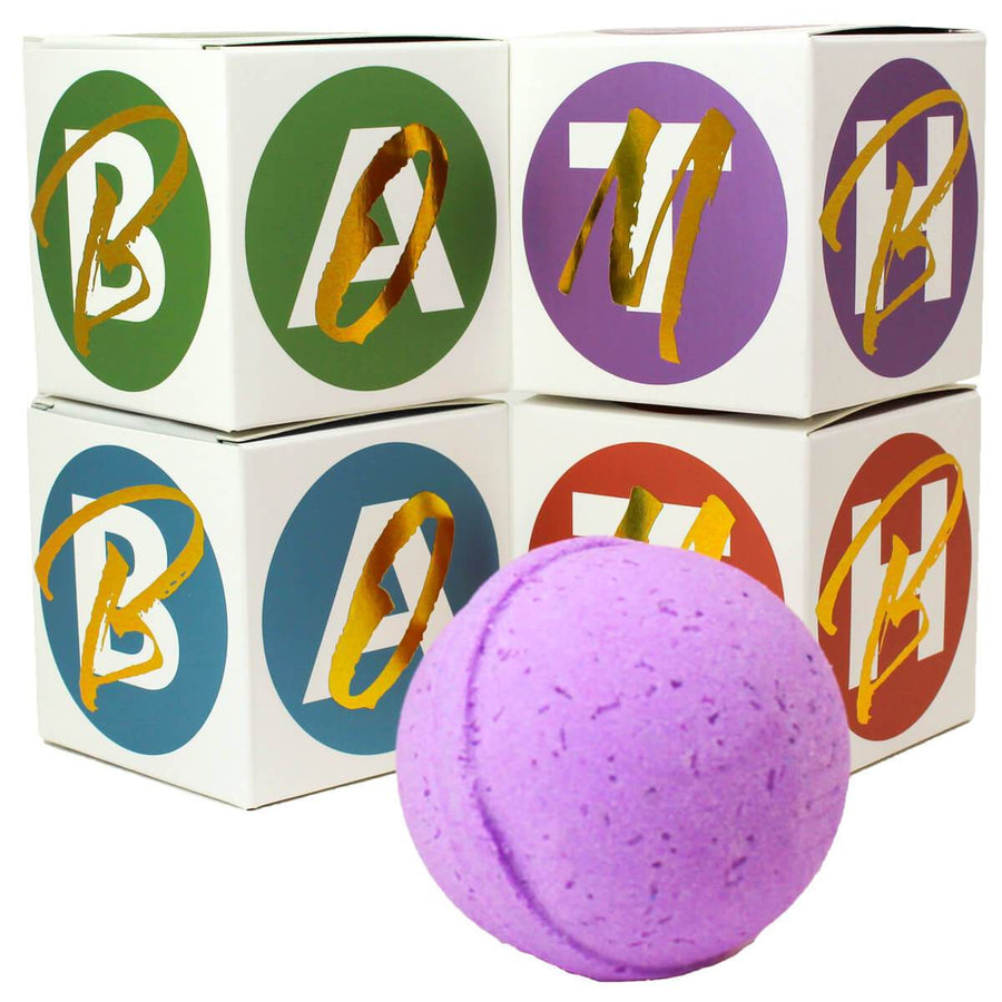 Build Your Own Bath Fizzer Set - A C D C