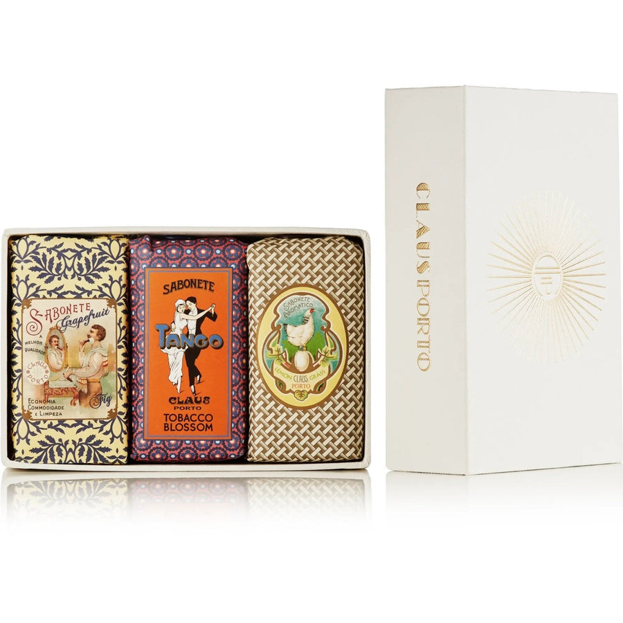 Claus Porto Belle Epoque 3 Soap Gift Collection - ACDC Co