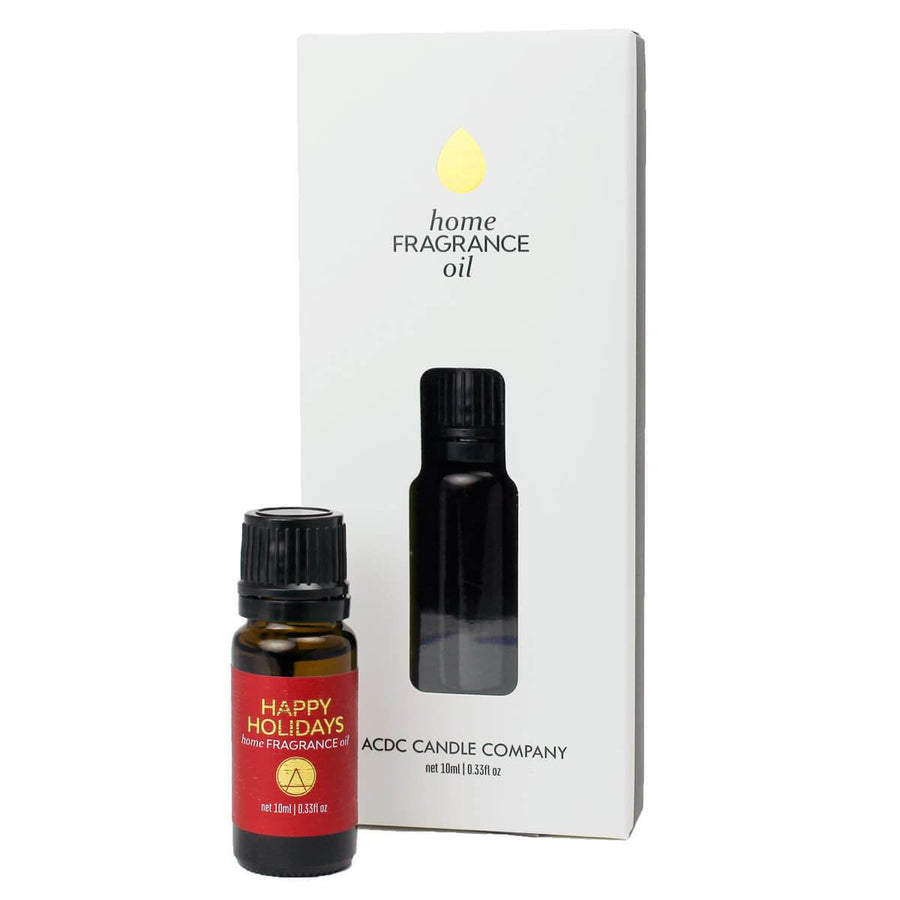 Happy Holidays Home Diffuser Fragrance Oil - A C D C