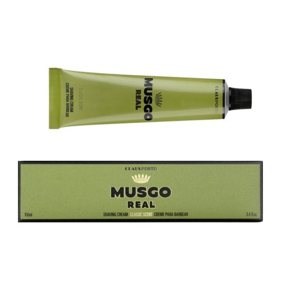 Musgo Real Classic Scent Shaving Cream - ACDC Co