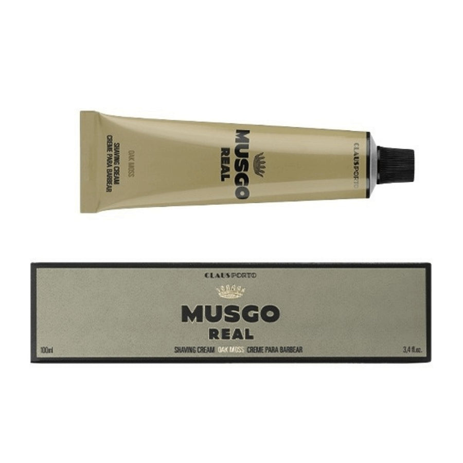 Musgo Real Oak Moss Shaving Cream - ACDC Co