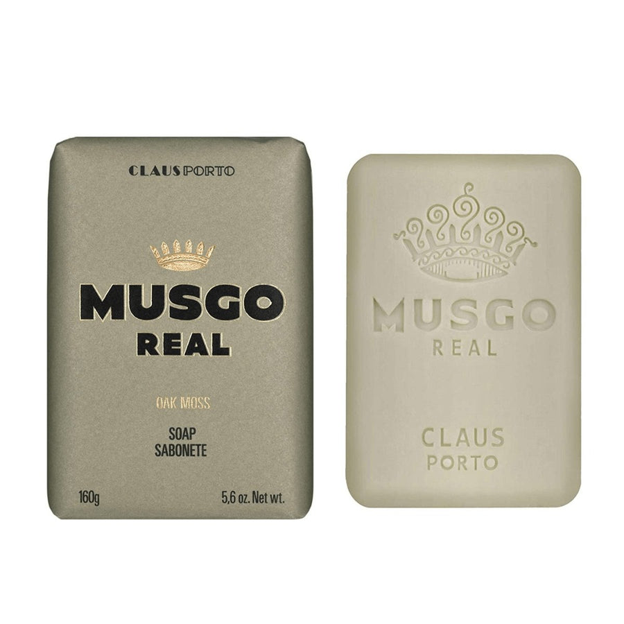 Musgo Real Oak Moss Soap Bar - ACDC Co