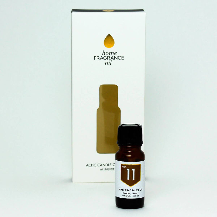 No. 11 Amber Cassis Home Fragrance Diffuser Oil - A C D C