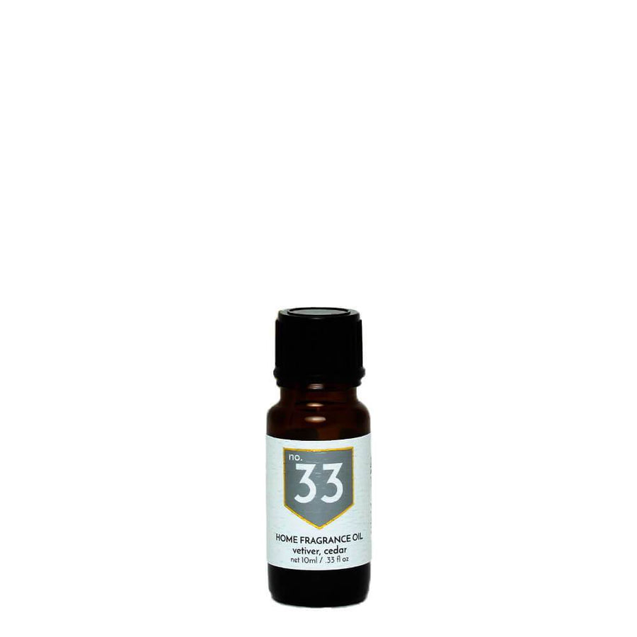 No. 33 Vetiver Cedar Home Fragrance Diffuser Oil - A C D C