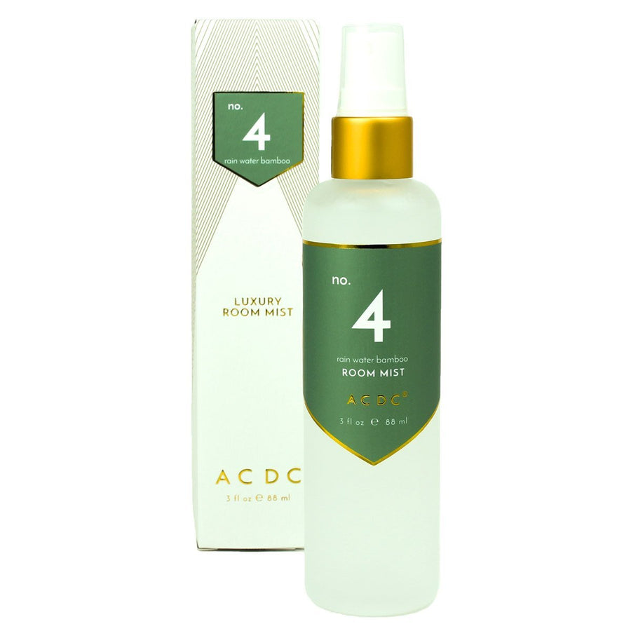 No. 4 Rain Water Bamboo Room Mist - A C D C