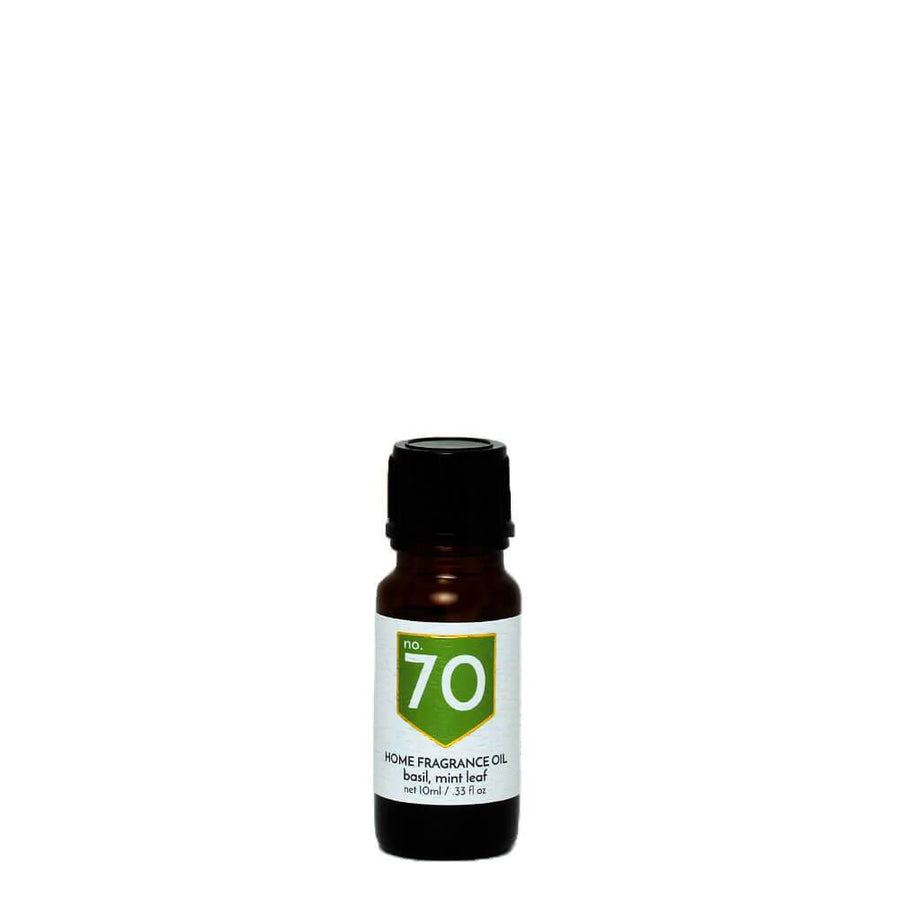 No. 70 Basil Mint Leaf Home Fragrance Diffuser Oil - A C D C