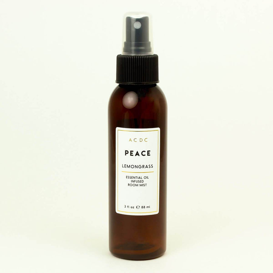 Peace Lemongrass Essential Oil Room Mist - ACDC Co