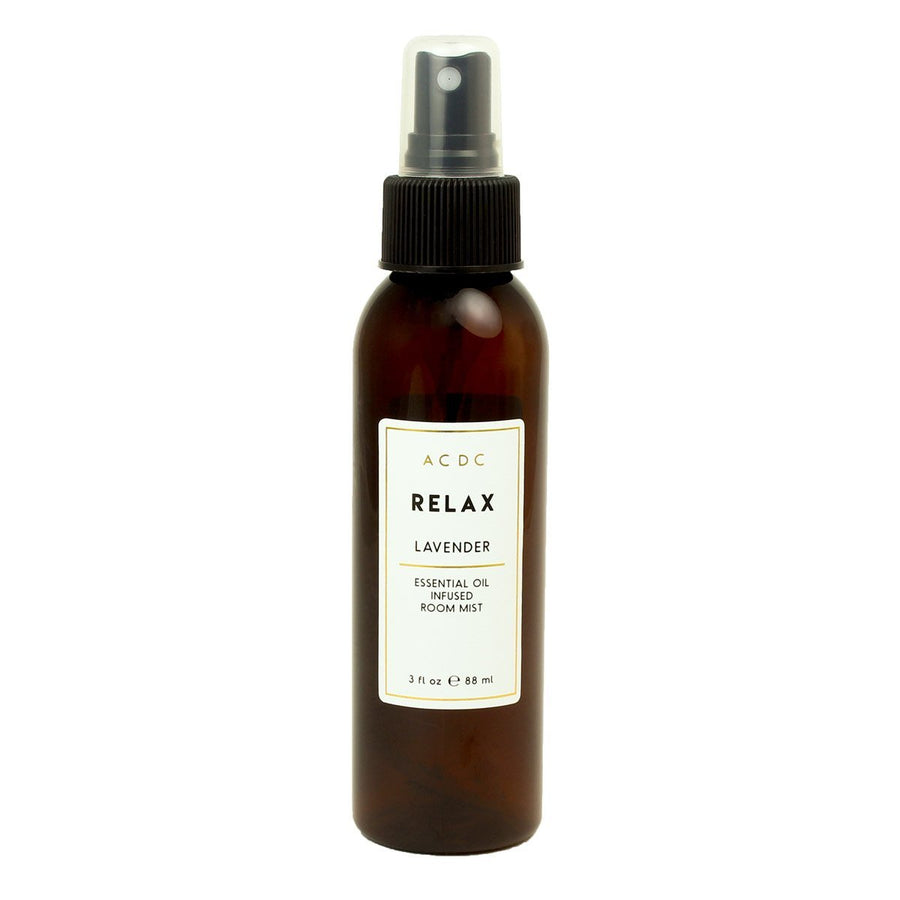 Relax Lavender Essential Oil Room Mist - ACDC Co