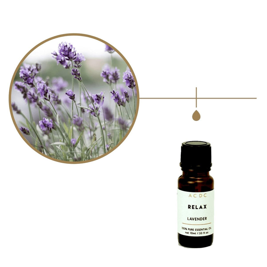 Relax Lavender Pure Essential Oil - ACDC Co