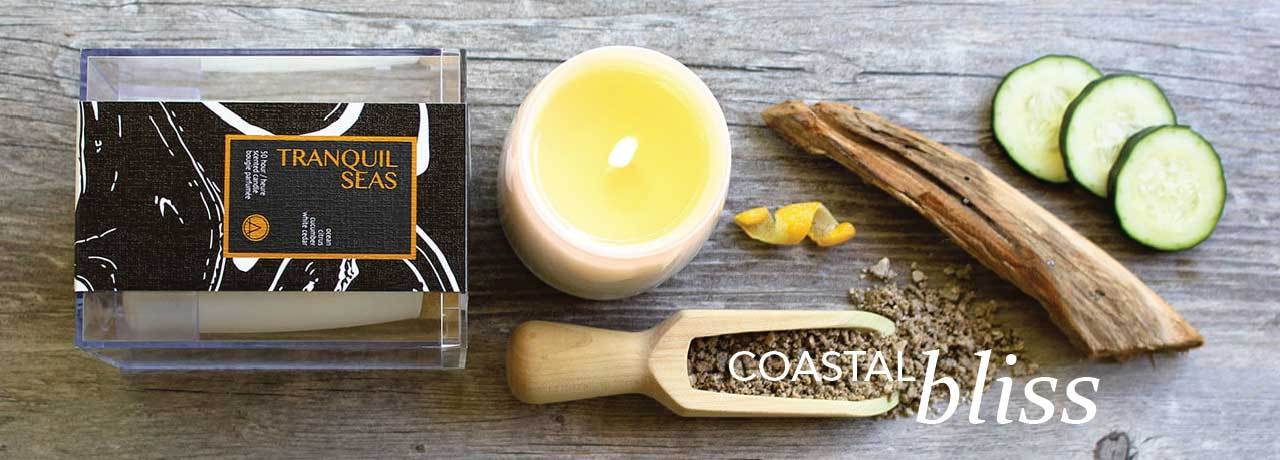 Wonderful Warm Candle Fragrances