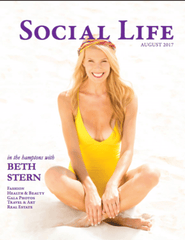 Sig Ward Jewelry Featured in Social Life Magazine