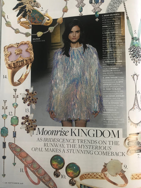 Sig Ward Jewelry as Featured in C Magazine