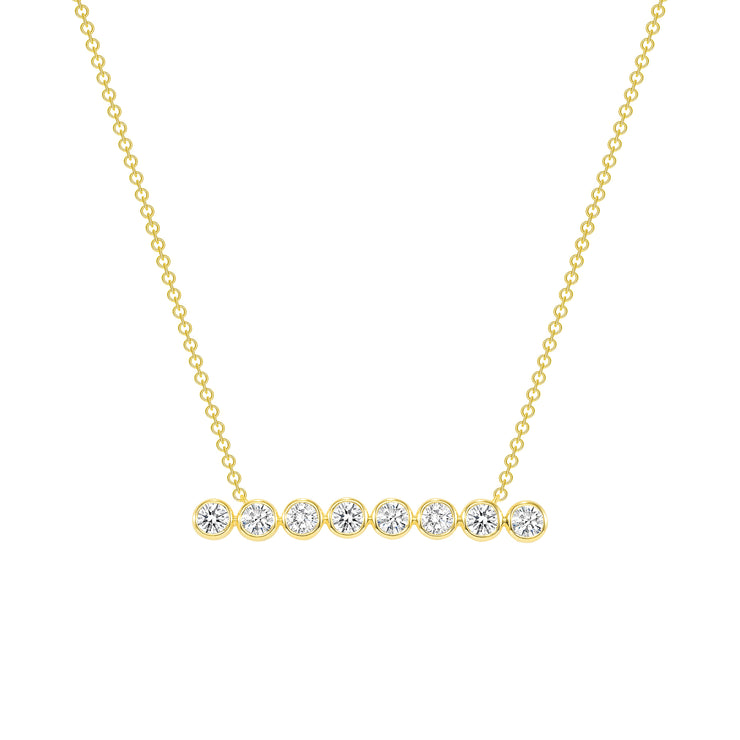 14K Senna Diamond Necklace