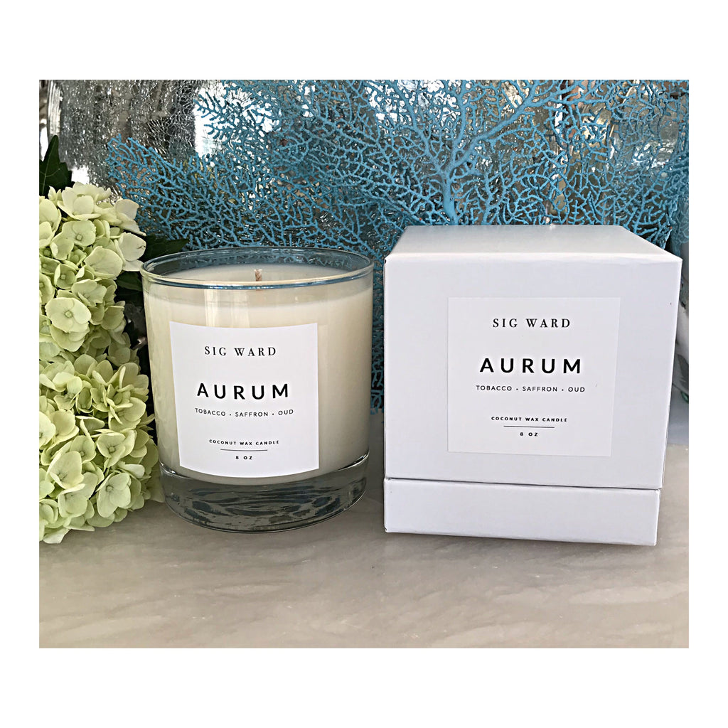 Aurum Luxury Candle