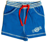 Organic Nautical Board Shorts -