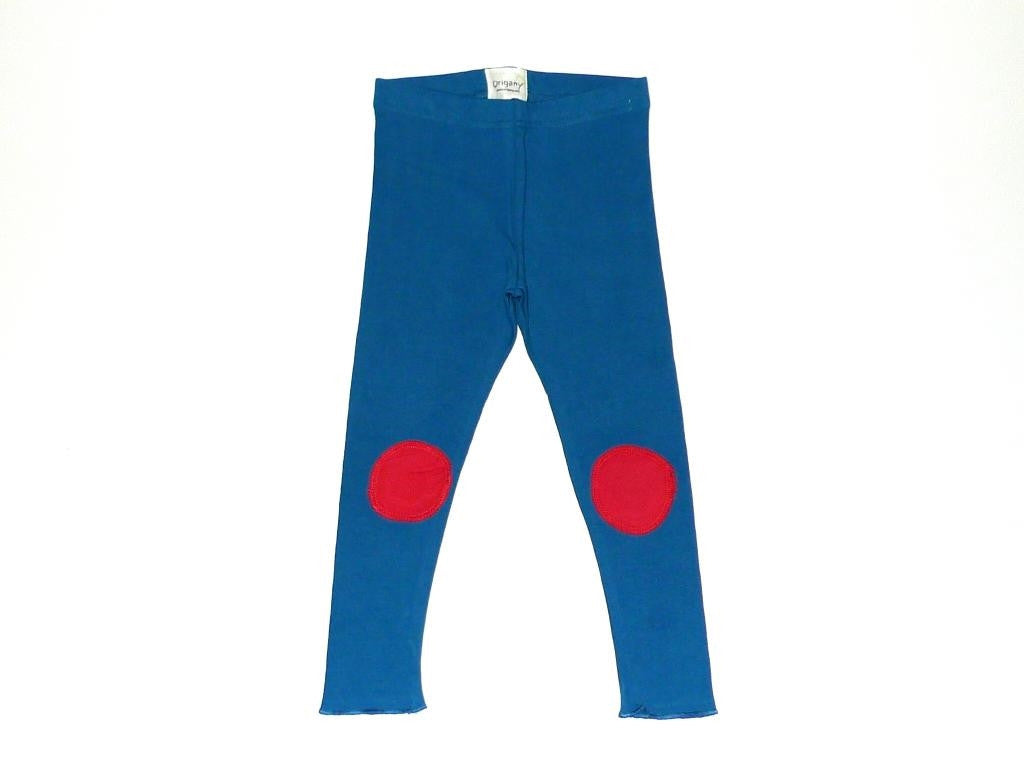 Organic Girls' Zoo Time Leggings -