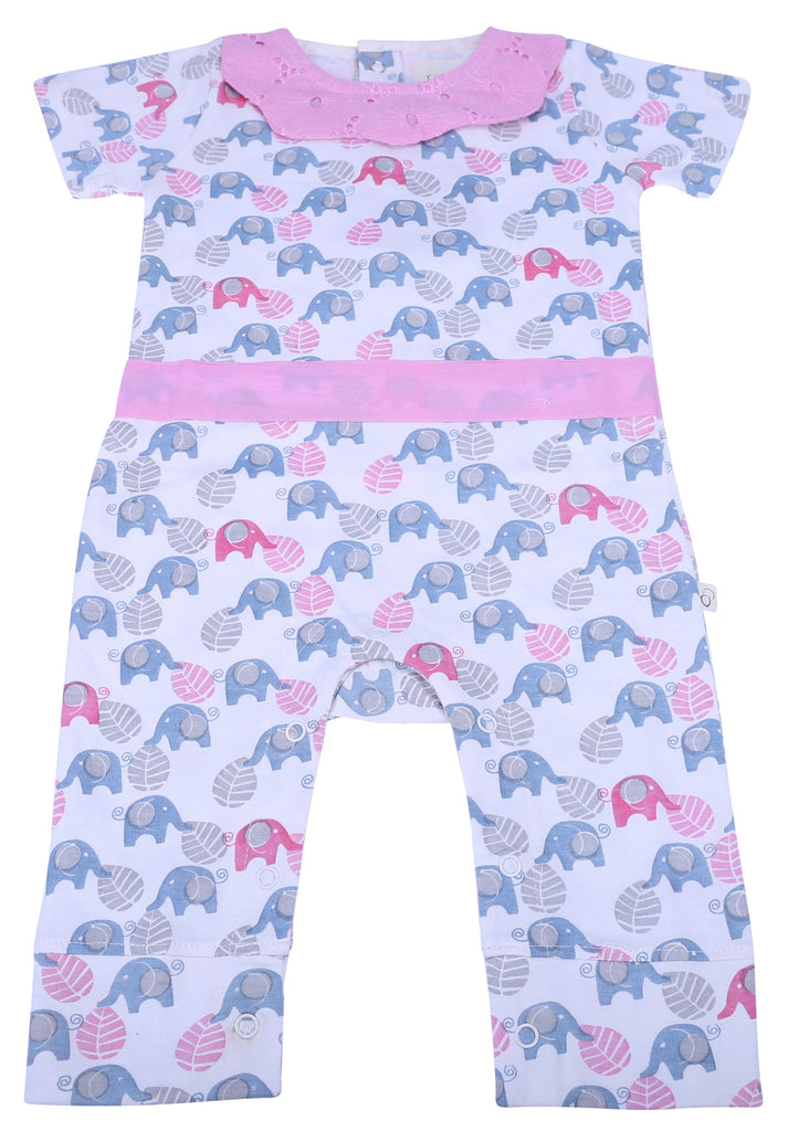 Elephant Frill Playsuit