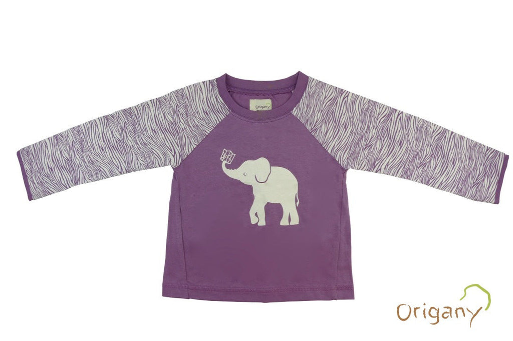 Safari Elephant Top -