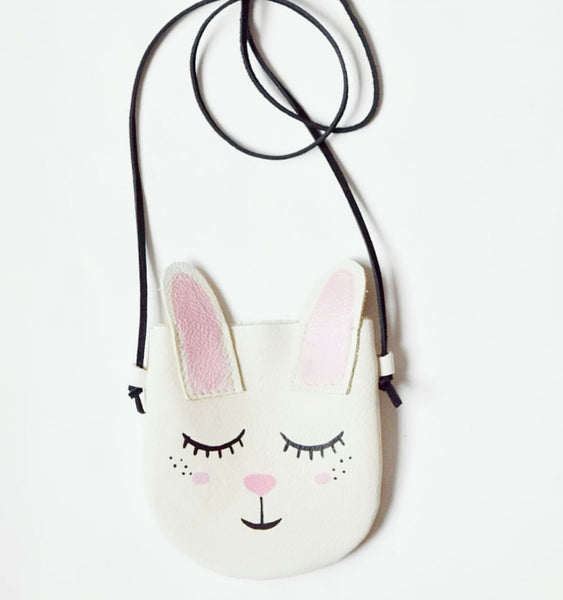 *Easter* Blanca the Bunny // Animal Pals Satchel