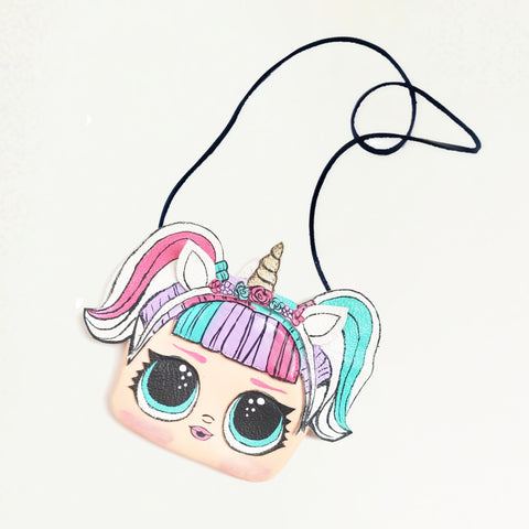 Unicorn Doll (Series 6) Children's Satchel
