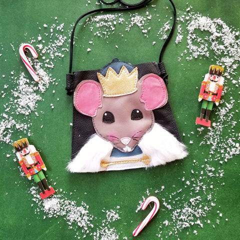 The Rat King || Holiday Child's Play Satchel