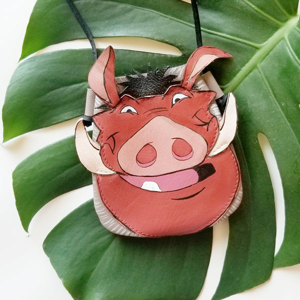 Pumbaa|| CHILDREN'S SATCHEL
