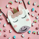 Yuni the Unicorn // Animal Pals Satchel
