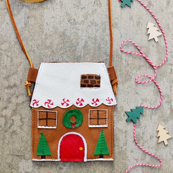 Holiday House || Holiday Satchel