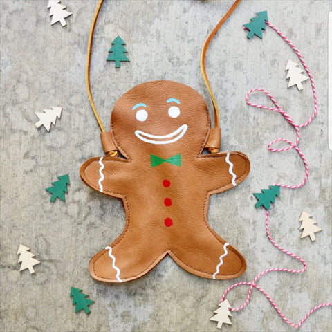 Gingy || Holiday Satchel