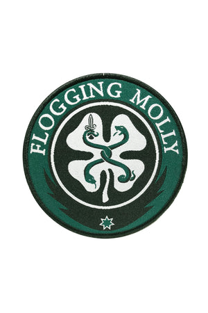 Flogging Molly Classic Logo Patch