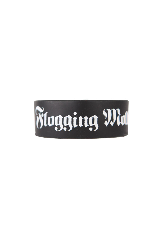 Flogging Molly Drinkers Wristband Black