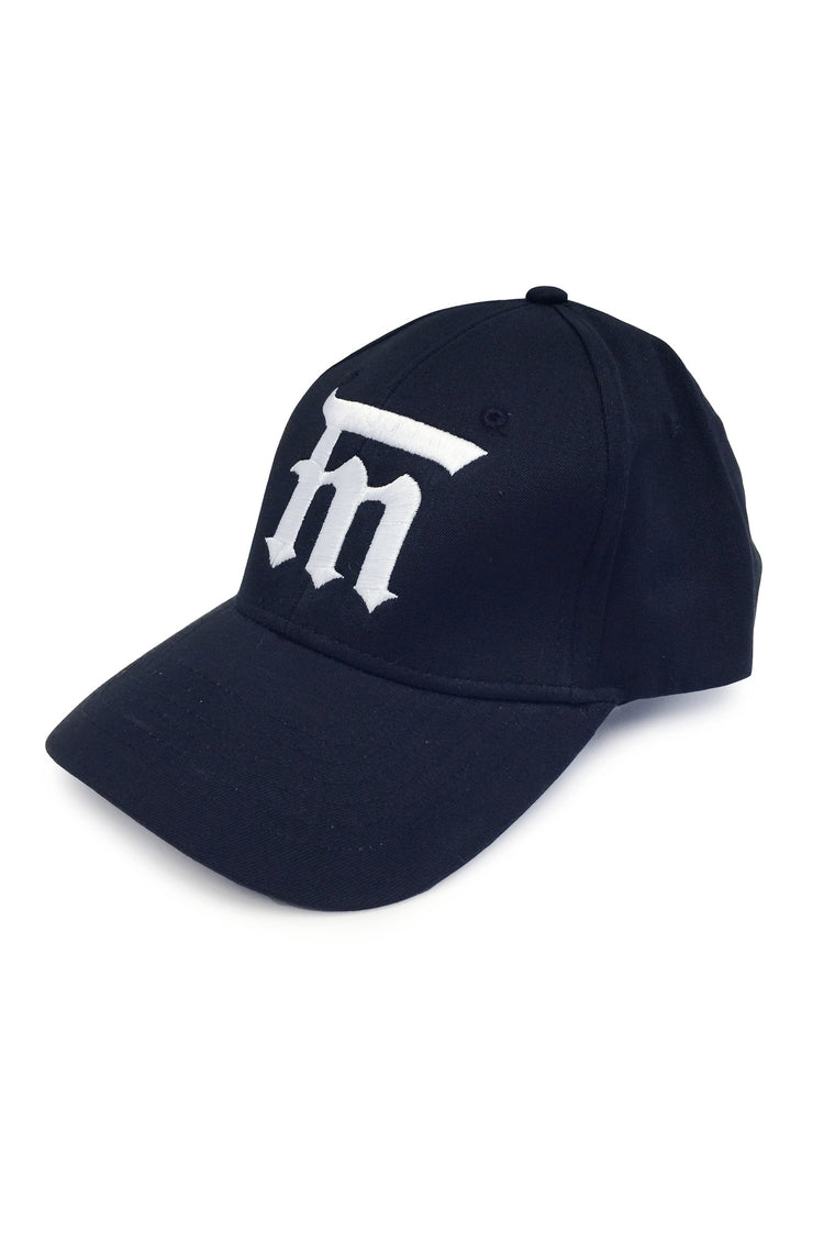 Flogging Molly Monogram Baseball Hat Black