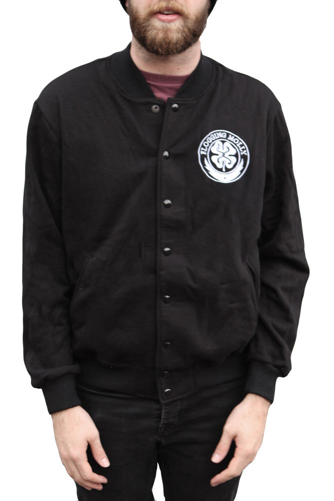 Flogging Molly Monogram Jacket Black