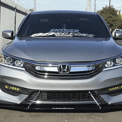 Honda Accord Sedan Splitter 2016-2017 - Aeroflowdynamics