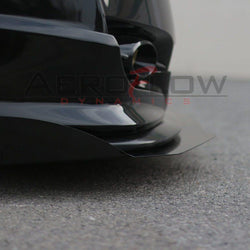 HONDA CIVIC SI COUPE SPLITTER 2006-2011 - Aeroflowdynamics