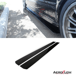 2000-2006 Bmw M3 Side Skirt Extension ( E46) - Aeroflowdynamics