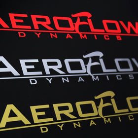 AeroFlowDynamics Decal