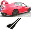 2015 - 2019 Subaru Wrx/Sti Side Skirt Extension V2 - Aeroflowdynamics